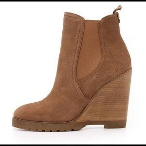 Michael Kors Thea wedge boots